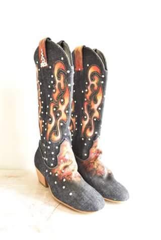 ProDance Footwear Custom Boot