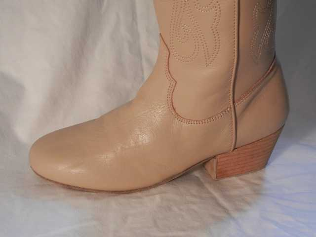 ProDance Footwear Tan